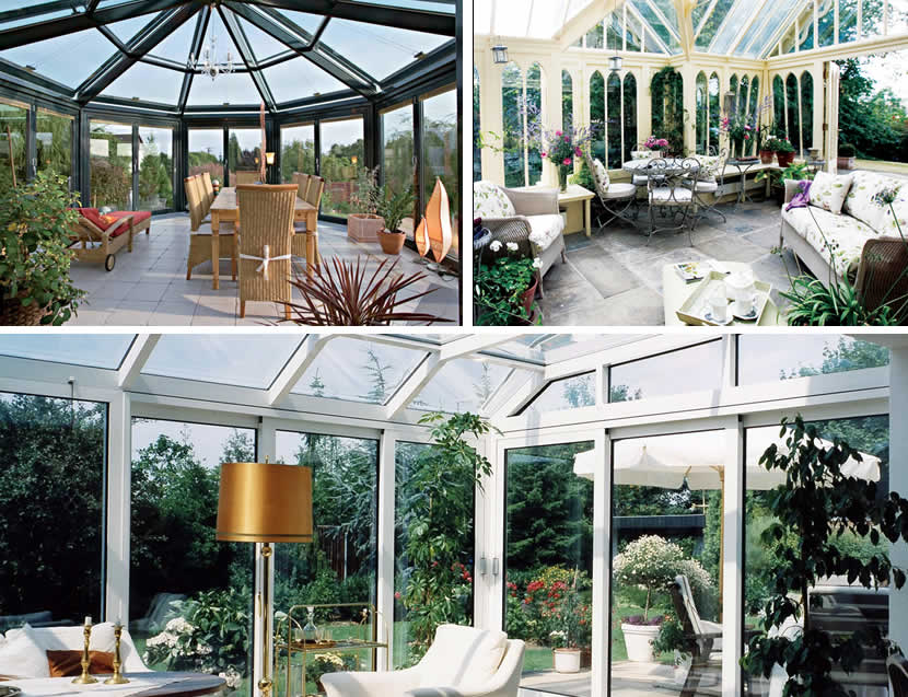 Kış Bahçesi Modelleri ve Çeşitleri - İstanbul