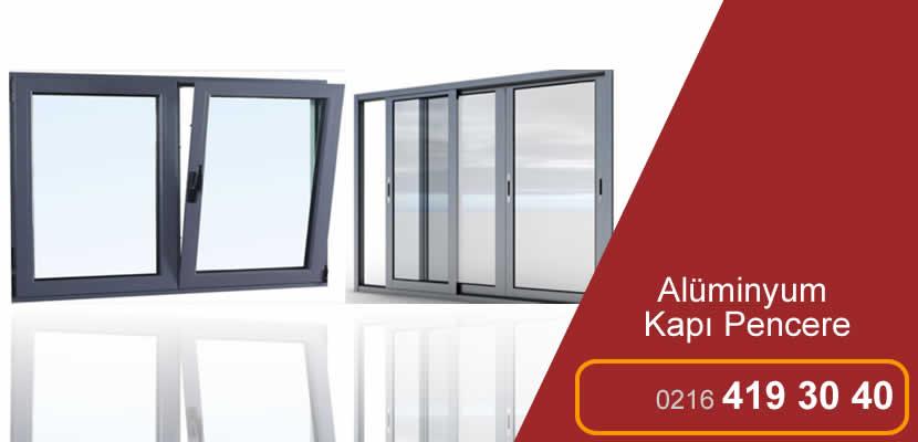 Alüminyum Kapı Pencere Sistemleri - İstanbul