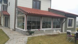 Kömmerling Kapı Pencere PVC Uygulama