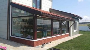 Kömmerling PVC Profil Balkon