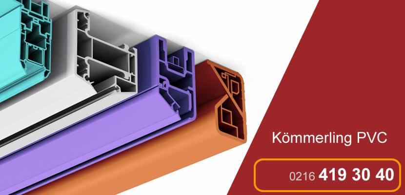 Kömmerling PVC Sistemleri | İstanbul | Aksöz Yapı