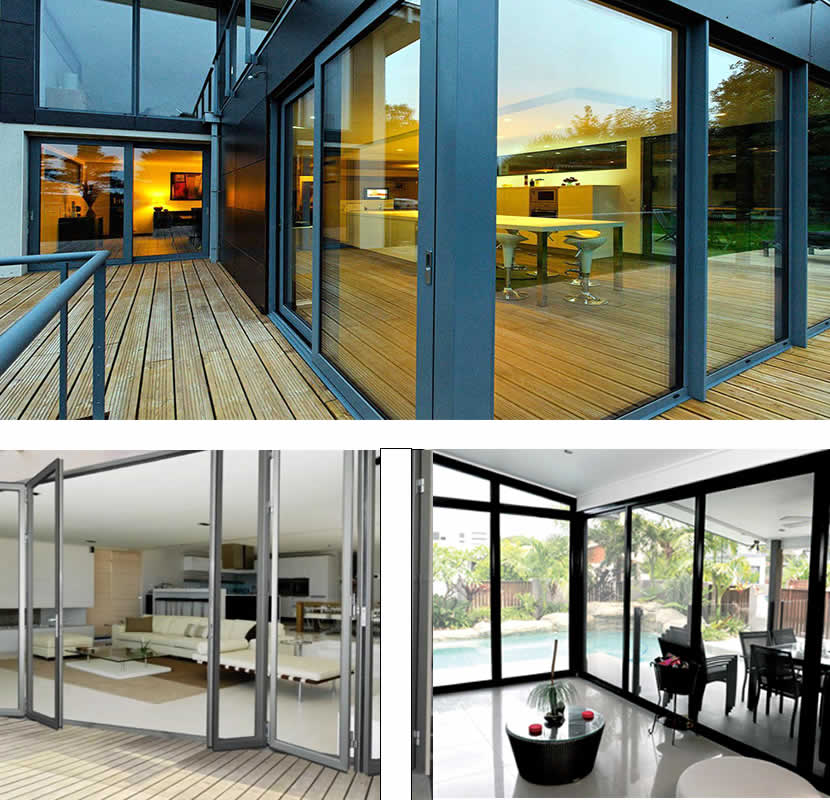 Alüminyum Kapı Pencere Modelleri ve Çeşitleri | İstanbul | Aksöz Yapı