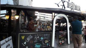 Cafe - Restoran Cam Balkon Uygulama