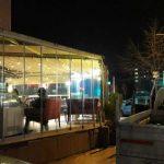 Cafe & Restoran Cam Balkon Uygulama