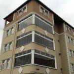 Apartman Cam Balkon Uygulama