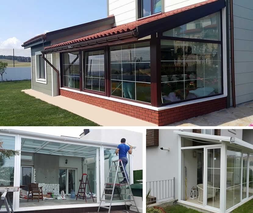 Kömmerling PVC Modelleri - İstanbul - Aksöz Yapı