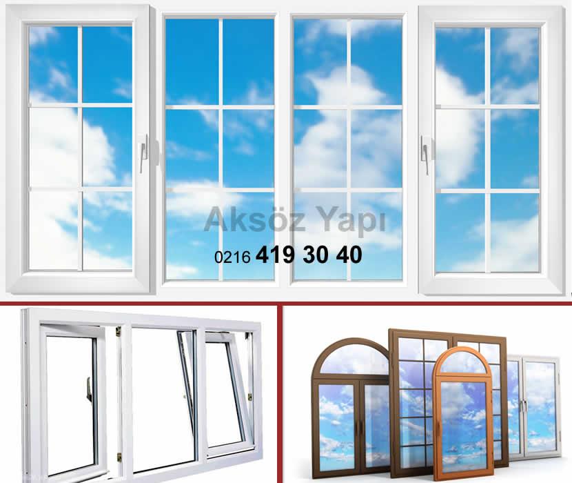Pvc Kapı Pencere Modelleri - İstanbul - Aksöz Yapı