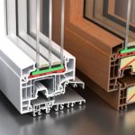 Salamander Kapı Pencere PVC Profili
