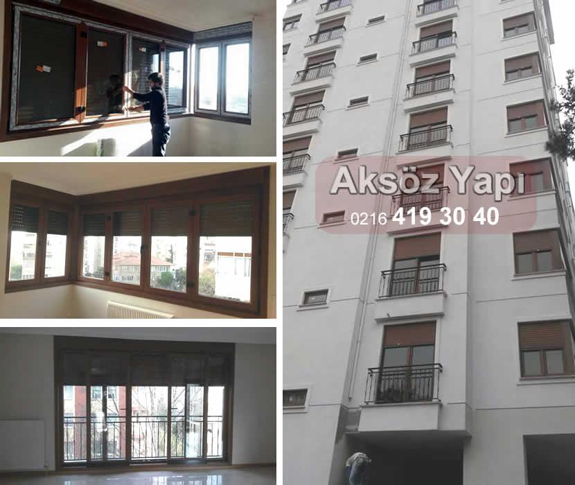 Schüco Pvc Modelleri | İstanbul | Aksöz Yapı